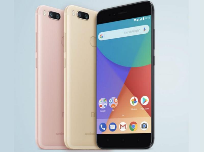 Xiaomi Mi A1 стильный