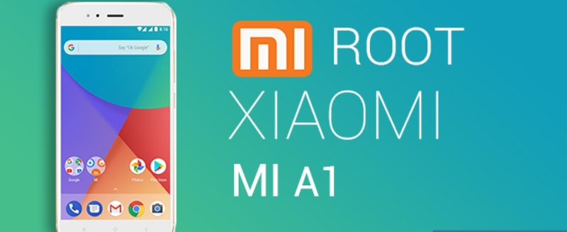 Xiaomi Mi A1 root