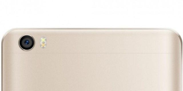 Xiaomi Mi Max 3 сзади