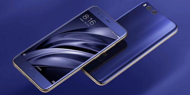Xiaomi Mi6X синий