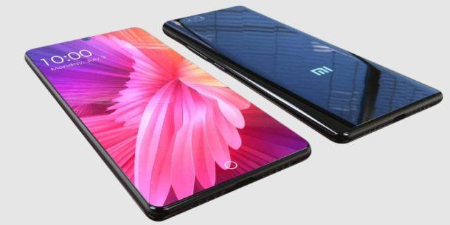 Xiaomi Mi7 спереди