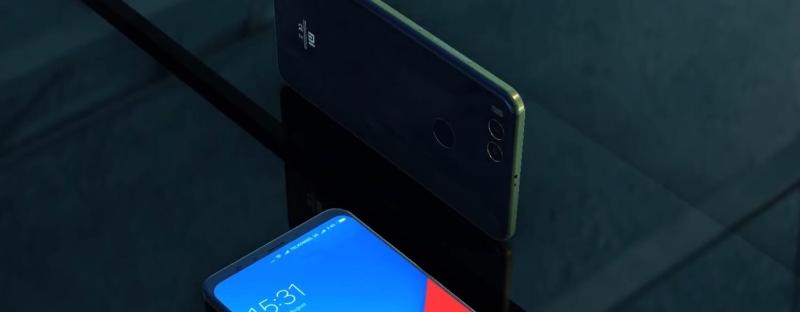 Xiaomi Mi7 тонкий