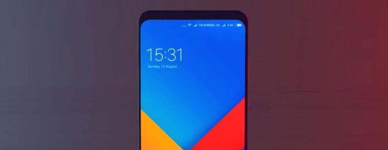 Xiaomi Mi7 передняя часть