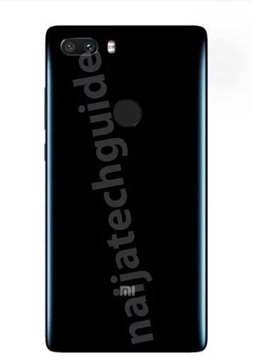 Xiaomi Mi7 задняя часть