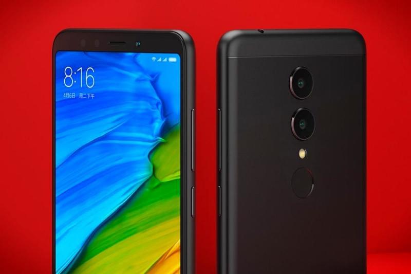 Xiaomi Redmi Note 5 тонкий