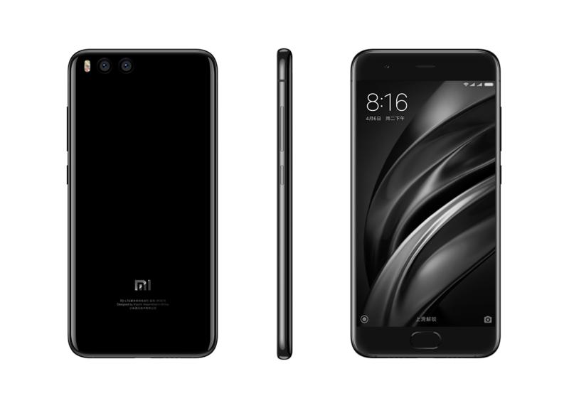 Xiaomi Mi 6 тонкий
