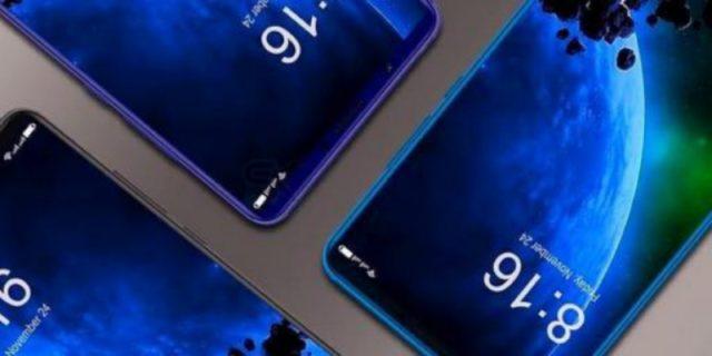 Xiaomi Mi Max 3 насыщенный дисплей