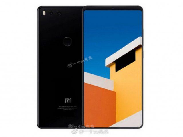 Xiaomi Mi Mix 2s почти без рамок