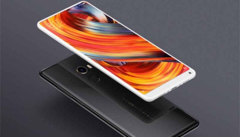 Xiaomi Mi Mix 2s экран и лицевая панель