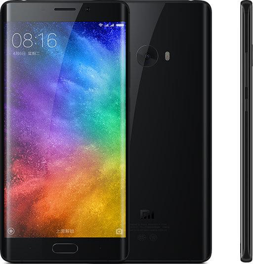 Xiaomi Mi Note 2 тонкий