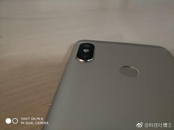 Китайский Xiaomi Redmi Note 5 задняя панель