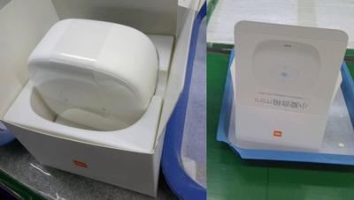 Xiaomi Mi AI Speaker Mini в коробке