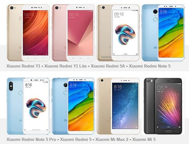 Xiaomi устройства всегда в тренде