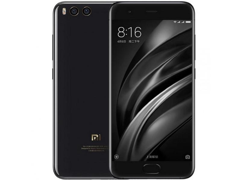 Xiaomi Mi 6 черный