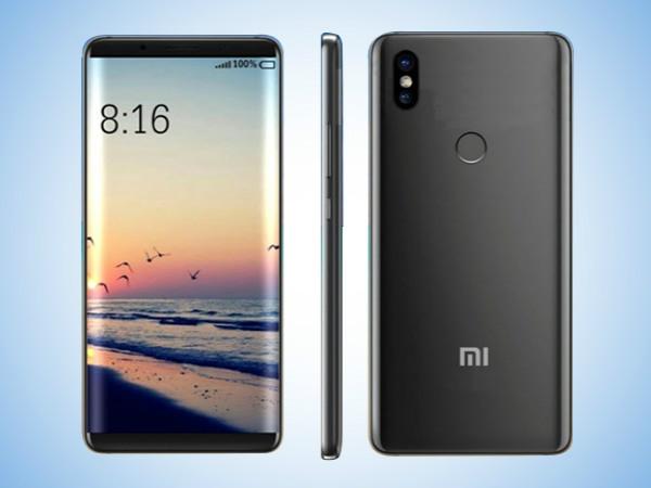 Xiaomi Mi 6X экран