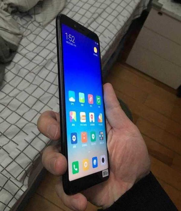 Xiaomi Mi 6X черный