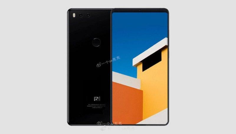 Xiaomi Mi 7 черный