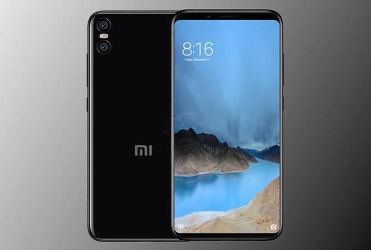 Xiaomi Mi 7 почти без рамок