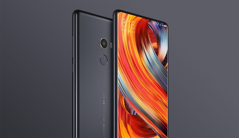 Xiaomi Mi Mix 2s стильный