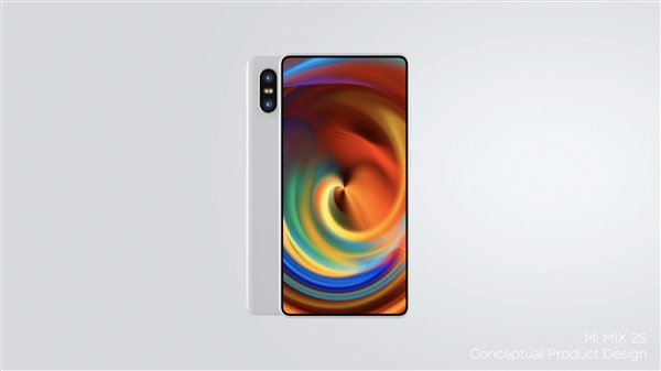 Xiaomi Mi Mix 2s внешний вид