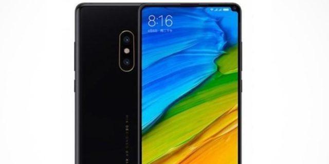 Xiaomi Mi Mix 2s дисплей почти без рамок
