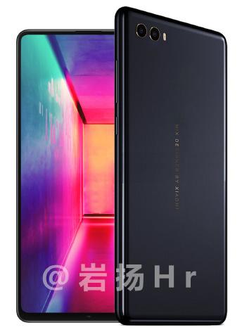 Xiaomi Mi Mix 2s корпус, камеры