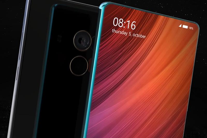 Xiaomi Mi Mix 2s с двойной камерой фото