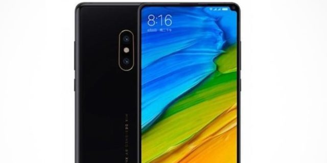 Xiaomi Mi Mix 2s без рамок