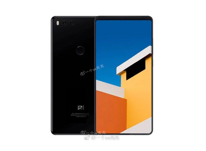 Xiaomi Mi Mix 2s с маленькими рамками