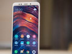 Xiaomi Redmi 5 Plus большой экран