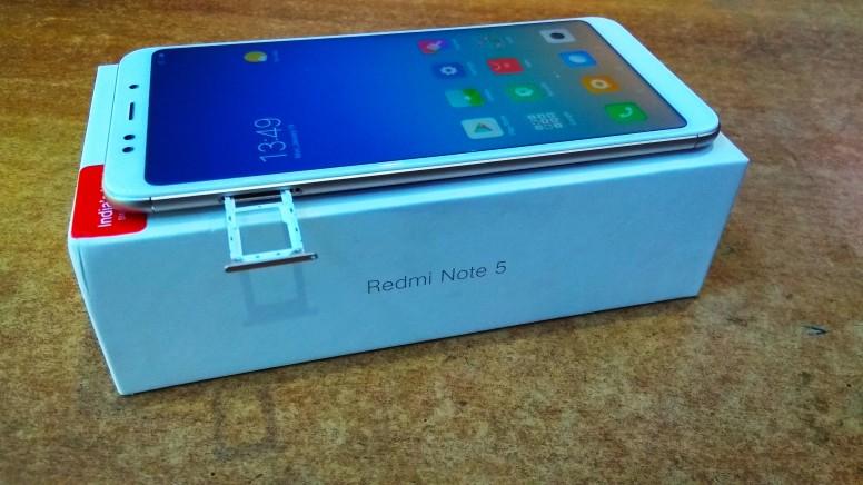 Xiaomi Redmi Note 5 лоток сим