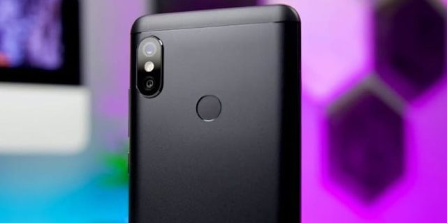 Xiaomi Redmi Note 5 Pro с двойной камерой