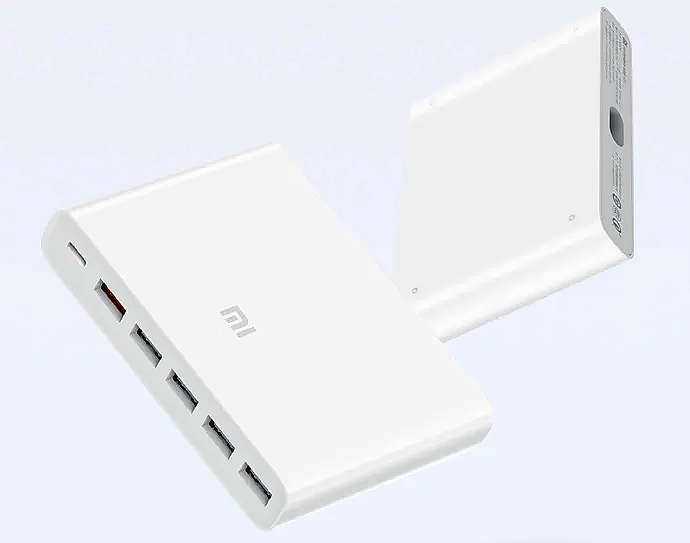 Xiaomi белая зарядка