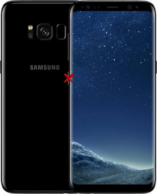 кнопка bixby на samsung galaxy s8